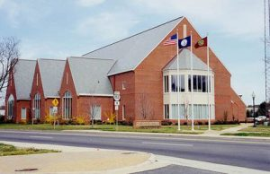 Main Street Public Library in Newport News